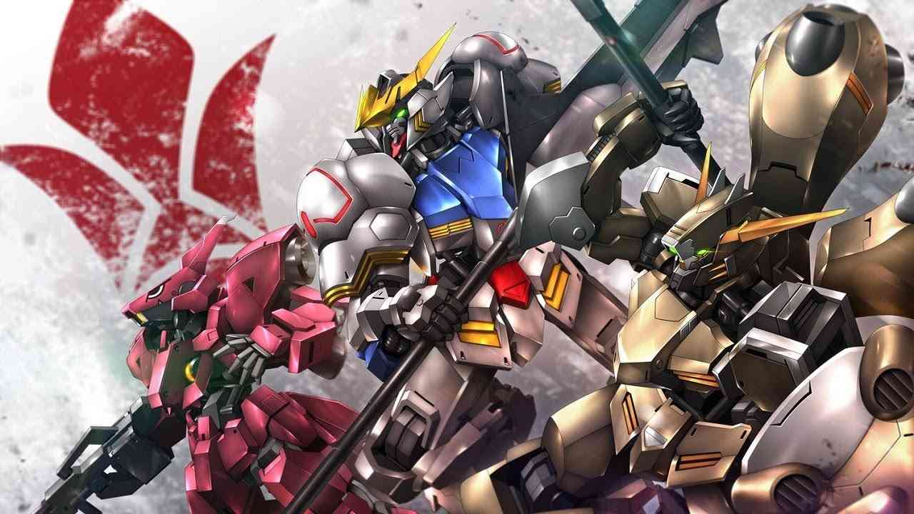 "Mobile Suit Gundam: Iron Blooded Orphans - Opening 2 (HD) - ""Survivor"" - YouTube"