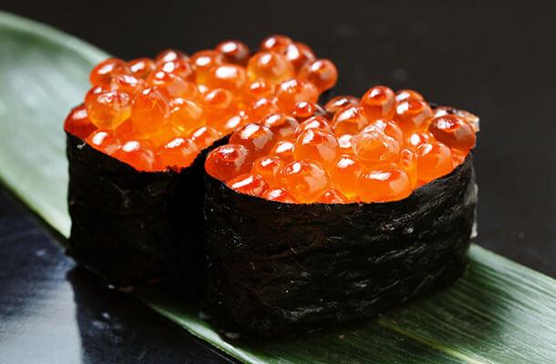 ランチは回転寿司!何食べる?