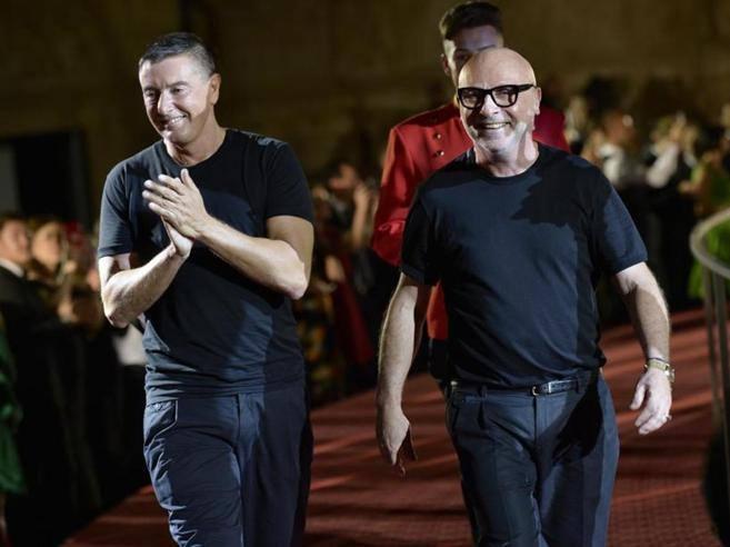 Dolce e Gabbana: «Noi, la moda, l'Italia. Resteremo sempre uniti» - Corriere.it