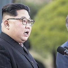 「私は核撃つ人間でない」=金正恩氏、米に柔軟姿勢-北朝鮮