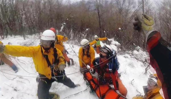 奥多摩13人遭難事故 降雪も「大丈夫と思った」と中国人男性 準備不足が影響 10人が中国人 - 産経ニュース