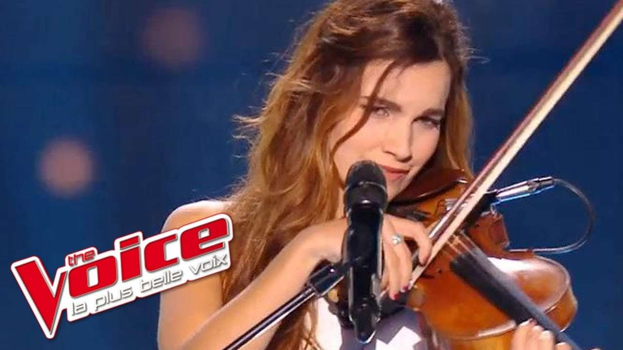 Coldplay – The Scientist | Gabriella Laberge | The Voice France 2016 | Blind Audition - YouTube