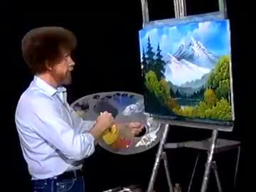 この絵を描いた画家の名前を言えたらプラス