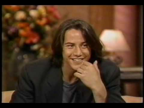 Keanu Reeves on Good Morning, America - 7/9/91 - YouTube