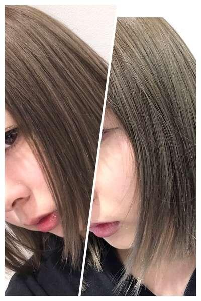 【ヘアケア革命!】THROWのカラーシャンプートライアル7days!! | naoto kimura
