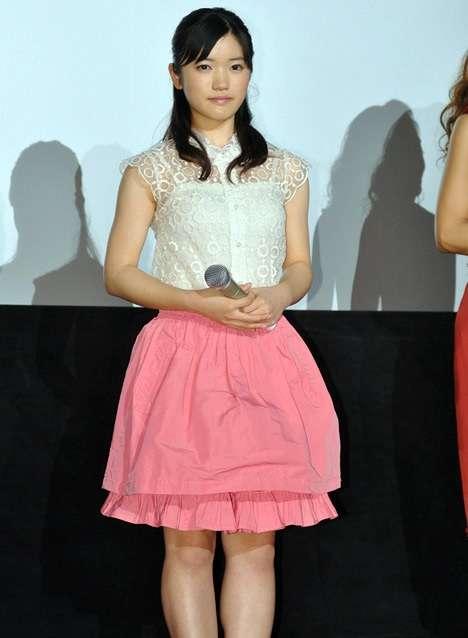 大人っぽい!元子役・美山加恋の見返り美人ショットに驚きの声