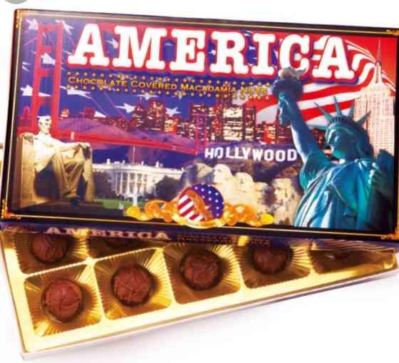 アメリカのお土産  何をもらったら嬉しいですか?
