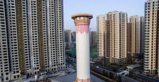 深刻な大気汚染に中国が奇策 西安市に高さ60mの「空気清浄塔」