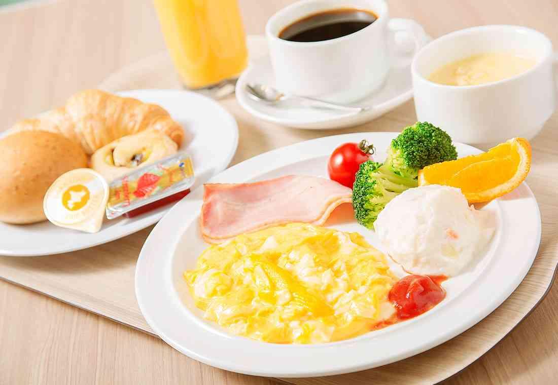 朝に食べたら太らない?