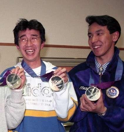 葛西紀明、原田との因縁を激白 長野五輪で絶叫「落ちろー!」 (スポニチアネックス) - Yahoo!ニュース