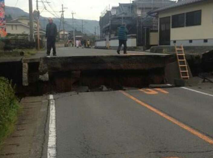 熊本地震から2年