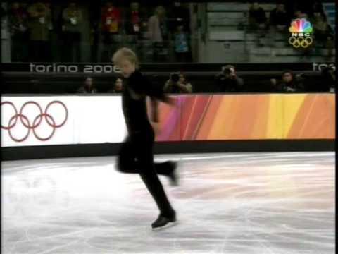 Evgeni Plushenko Tosca Sp Olympics Torino 2006 - YouTube