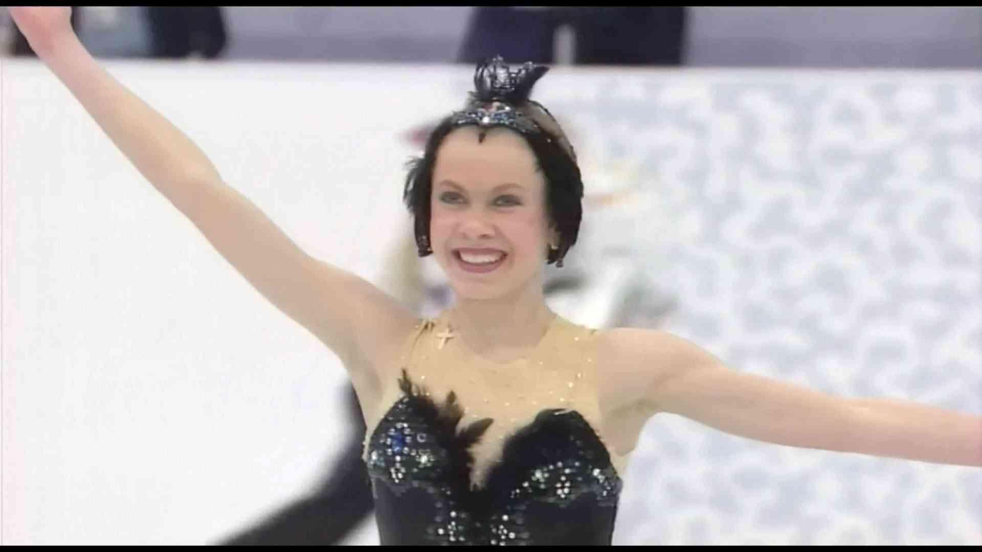 [HD] Oksana Baiul - 1994 Lillehammer Olympic - Technical Program - The Swan Lake - YouTube