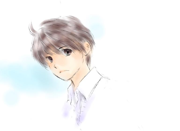 自分の好みの男の子の絵を描くトピ【part3】