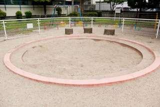 砂場の猫糞対策