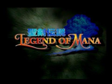 【PS1】【OP】聖剣伝説 レジェンドオブマナ Legend of Mana - YouTube