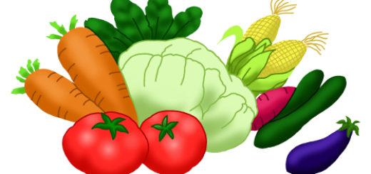 妊娠初期しっかり野菜、子のぜんそくリスク低下