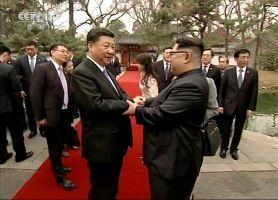 【北朝鮮】黒℡、キンペーに「核放棄より体制保証が先」 | 保守速報