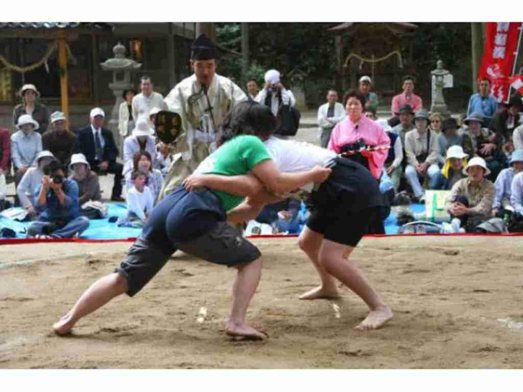 【上齋原神社奉納 おんな相撲大会】アクセス・イベント情報 - じゃらんnet