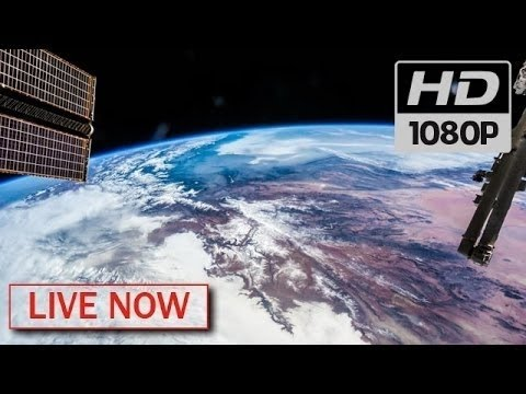 NASA Live - Earth From Space (HDVR) ♥ ISS LIVE FEED #AstronomyDay2018 | Subscribe now! - YouTube