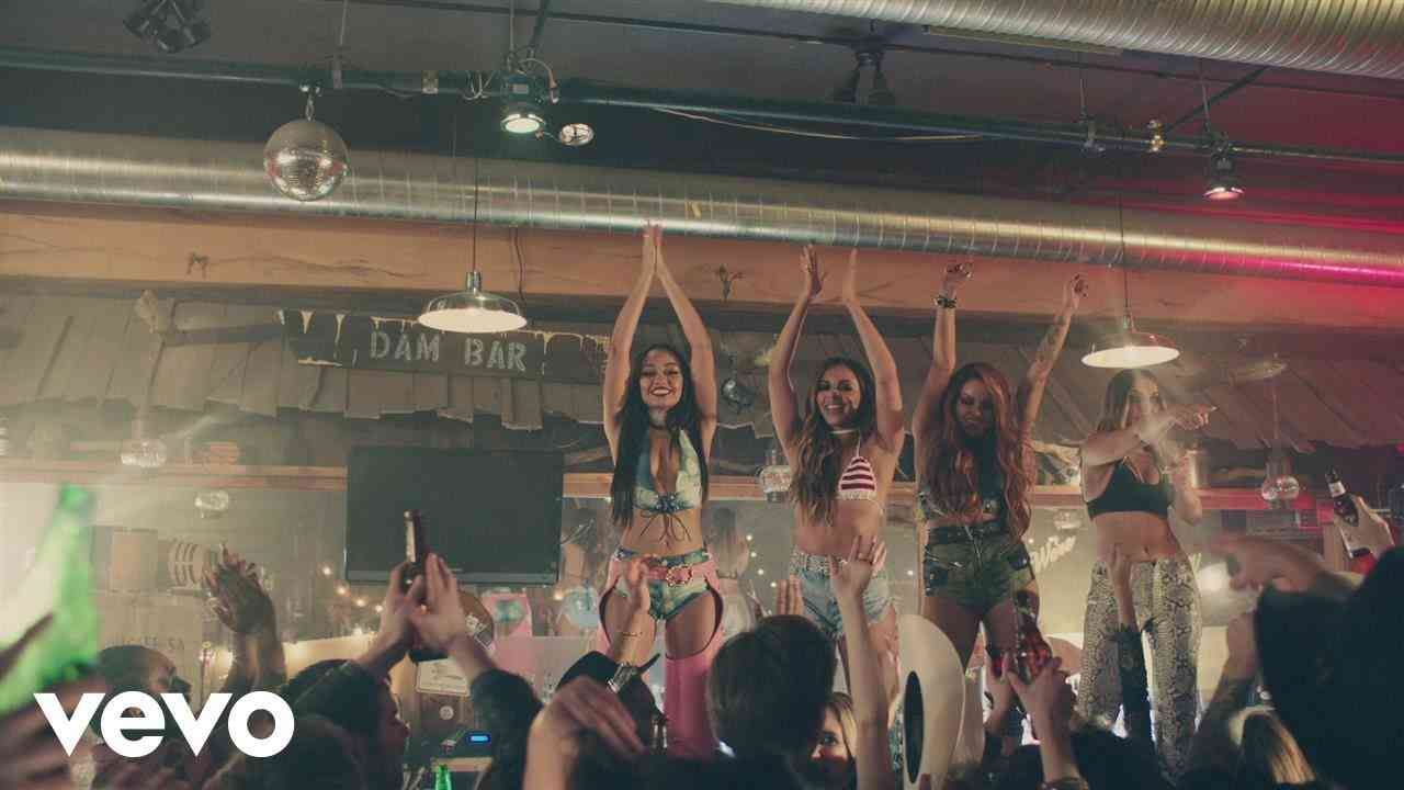 Little Mix - No More Sad Songs (Official Video) ft. Machine Gun Kelly - YouTube