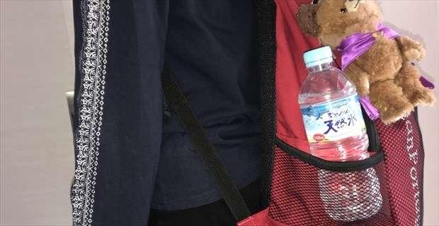 『リュックにペットボトルをさすのが怖くなった』ある女性を襲った、背筋も凍る出来事