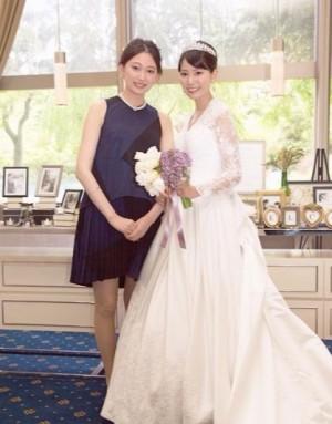 【エンタがビタミン♪】大野いと、大好きな姉の結婚式へ 姉妹ショットに「2人とも綺麗すぎ」の声 | Techinsight(テックインサイト)|海外セレブ、国内エンタメのオンリーワンをお届けするニュースサイト