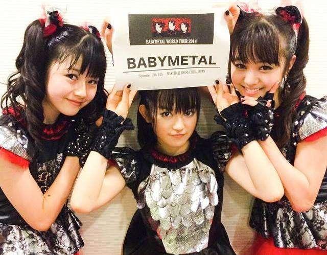 Babymetal is not metal | idobi