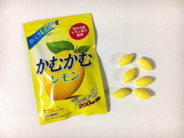 【梅】すっぱいお菓子が好きな人【レモン】