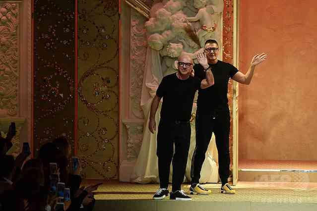 ドルチェ&ガッバーナ「自分達が死んだらブランドも終焉」と明言 「日本人デザイナーなどにデザインしてもらいたくない」