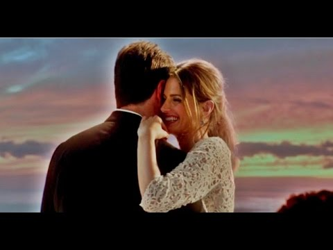 """Castle 7x06  End Scene Wedding Castle Beckett """"Time of Our Lives"""" - YouTube"""