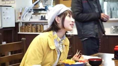 "SNSで話題 中国人モデル""栗子""が初CM 日本語のセリフにも挑戦"