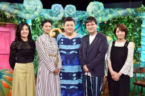 榮倉奈々、出産後初バラエティー 産休明けの赤江珠緒も出演