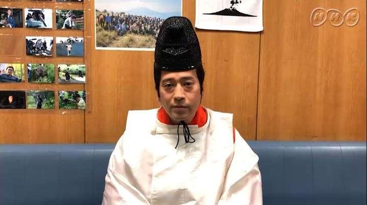 大河ドラマ 「西郷どん」さんはInstagramを利用しています:「どうじゃ? #NHK #大河ドラマ #西郷どん #せごどん#又吉直樹 #徳川家定#御台との練習の賜物じゃ#幾久しく友好を保ちたい」