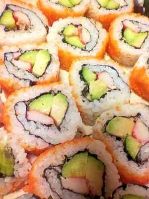 海外での日本食