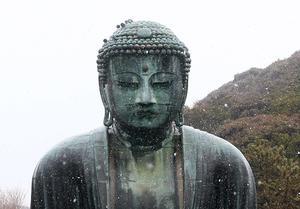 鎌倉大仏の胎内100カ所以上にガム、チョークや油性ペンの落書きも・・・(画像あり) : NEWS+α|2chまとめサイト