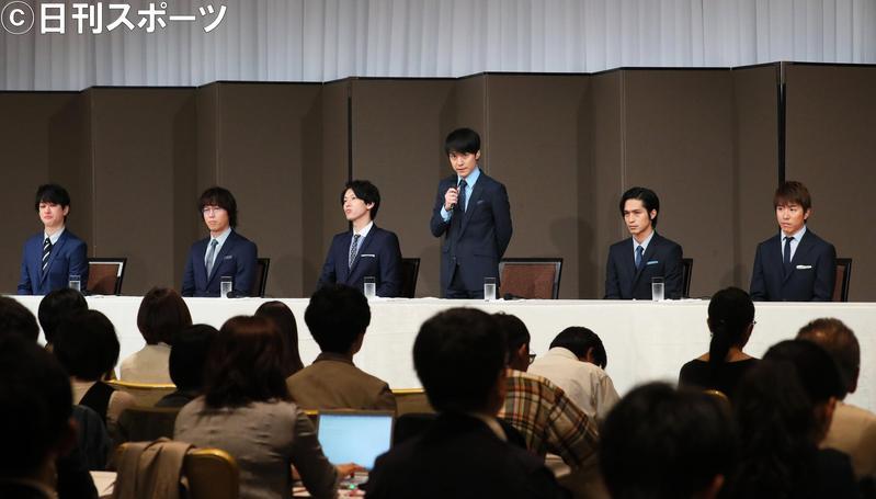 会見欠席の安田章大は「彼の背中を押すべきだと」 - ジャニーズ : 日刊スポーツ