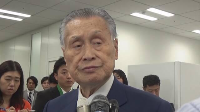 北朝鮮の東京五輪参加 「拉致問題理解し進めるべき」森会長 | NHKニュース