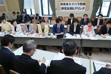 野党、審議拒否を継続=麻生氏辞任へ攻勢(時事通信) - Yahoo!ニュース