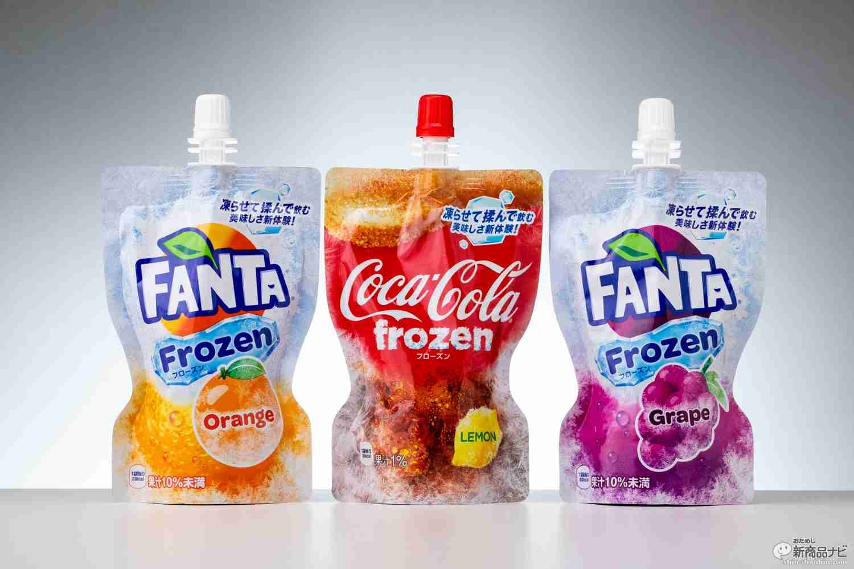 凍らせて飲むコカ・コーラに期待大も「20年前からやってる!」
