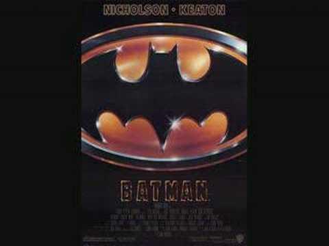 Batman 1989 Theme by Danny Elfman - YouTube