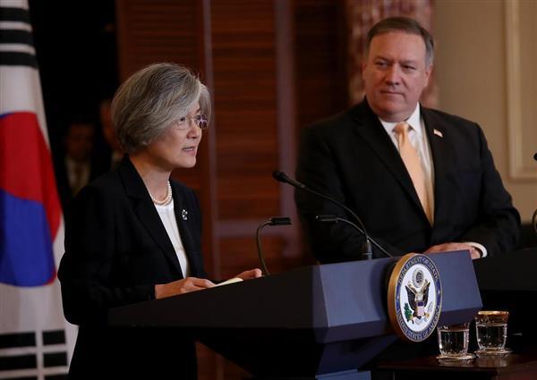 【激動・朝鮮半島】ポンペオ米国務長官「北が早期非核化なら支援準備」 確固とした検証要求 「保証」にも言及 - 産経ニュース