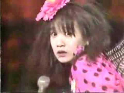 戸川純 玉姫様 - YouTube