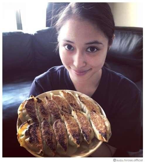 広瀬すずに姉・アリスが手料理振る舞う「一緒に食べたい」「販売希望」と反響