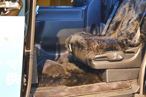 タクシーで帰宅しながら美容ケア! 「眠れる森の美女タクシー」運行開始