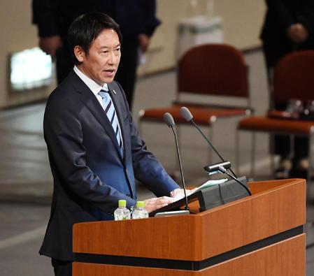 鈴木長官「暴力体質と思われている」相撲協会研修会(日刊スポーツ) - Yahoo!ニュース