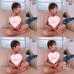 辻希美、「炎上狙い?」子どもの半裸写真を堂々公開に批判殺到(1ページ目) - デイリーニュースオンライン