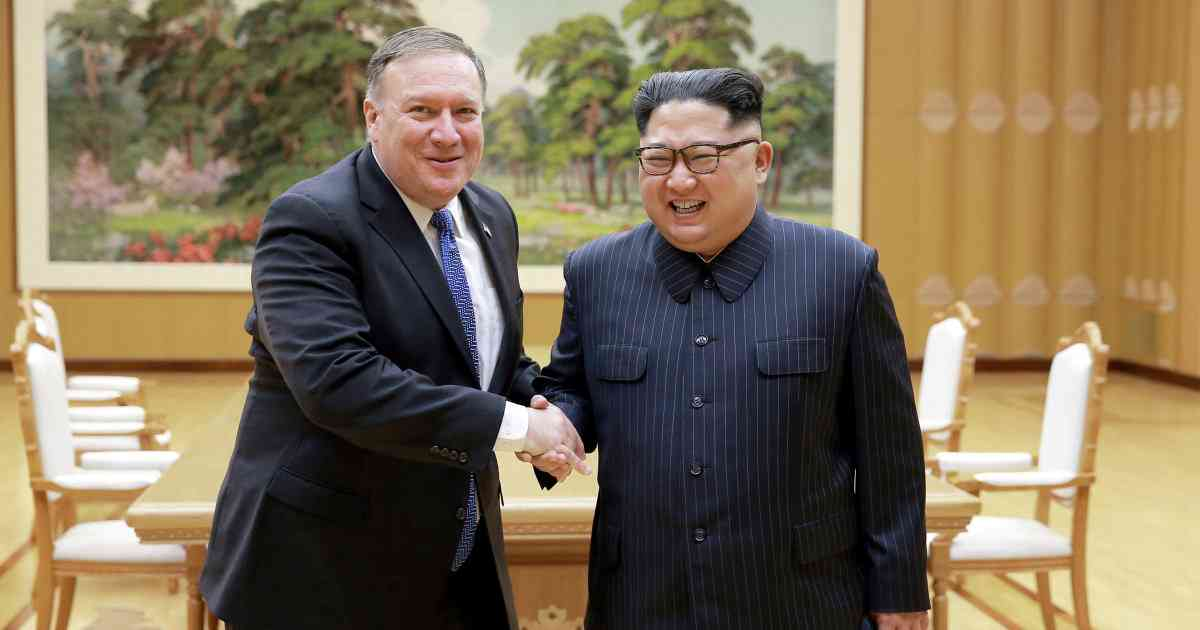 「核、半年内に国外搬出を」 アメリカが北朝鮮に要求