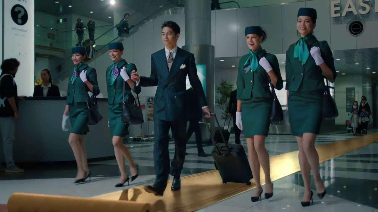 【東出昌大 CM】三井住友VISAカード ゴールドウェイ篇(三井住友ゴールドカード) 50th - YouTube