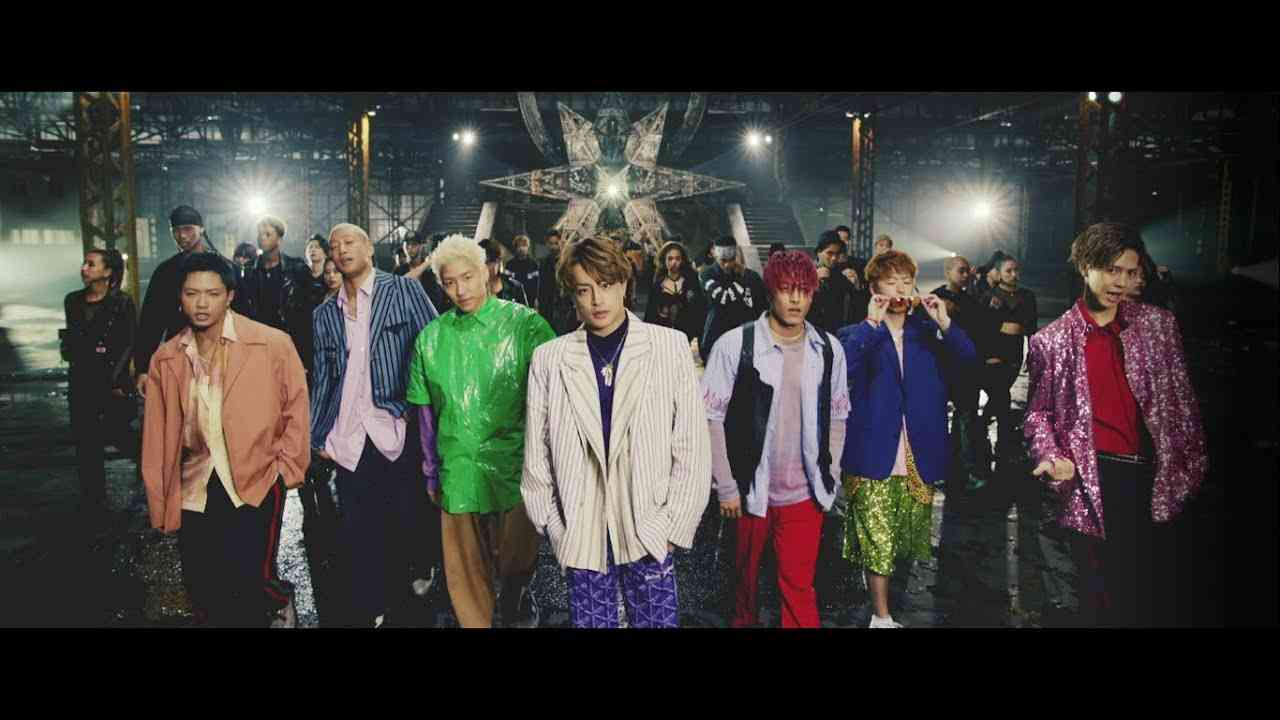 GENERATIONS from EXILE TRIBE / 「F.L.Y. BOYS F.L.Y. GIRLS」Music Video ~歌詞有り~ - YouTube
